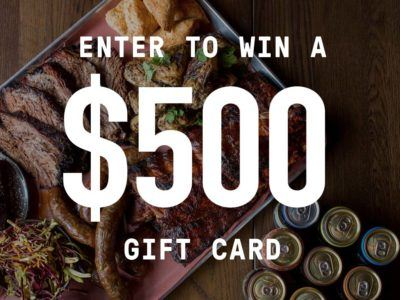Win a $500 Gift Card at Liberty Commons