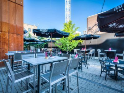 Best patios in Liberty Village