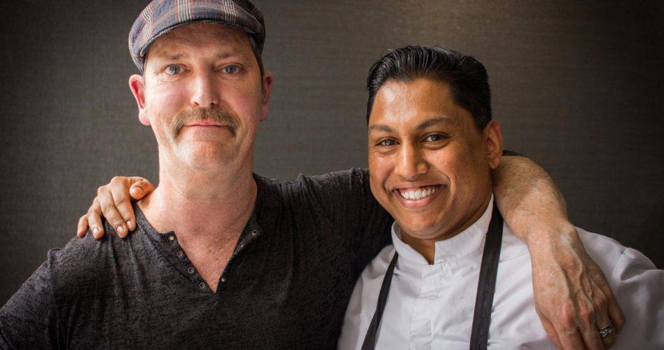 Chef Anthony Walsh / Chef Kevin Ramasawmy