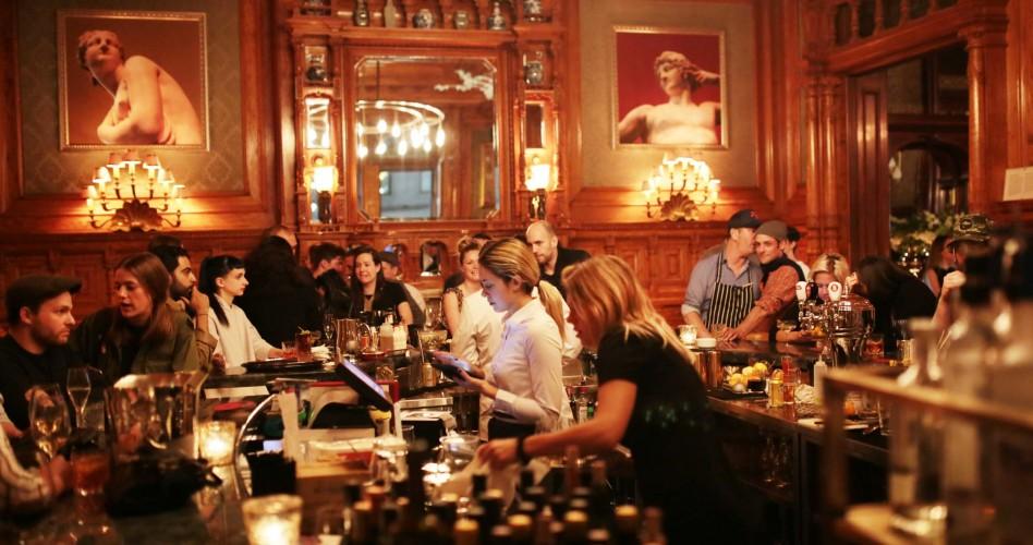 Bar George by Jean-Sébastien Michel - Alambika