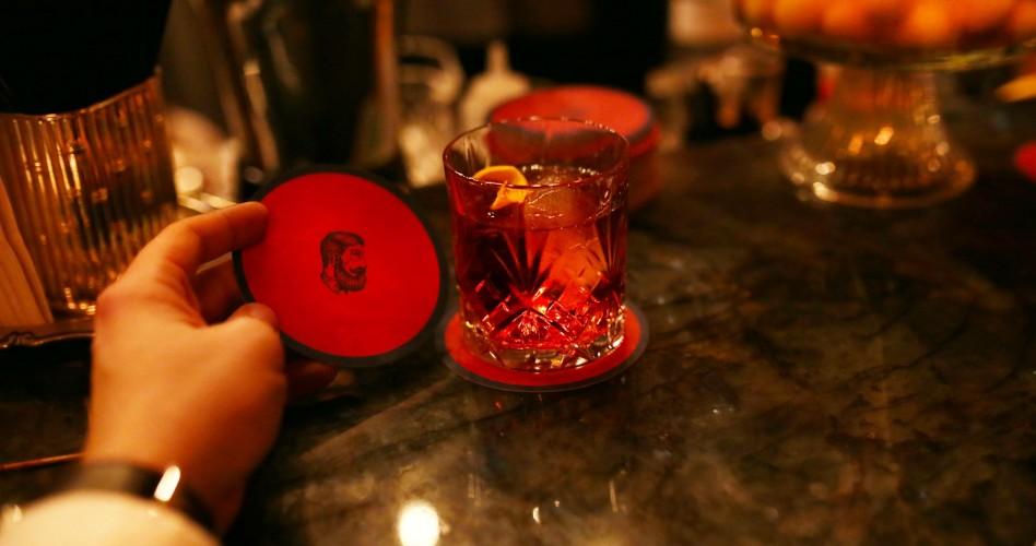 Bar George Cocktail by Jean-Sébastien Michel - Alambika