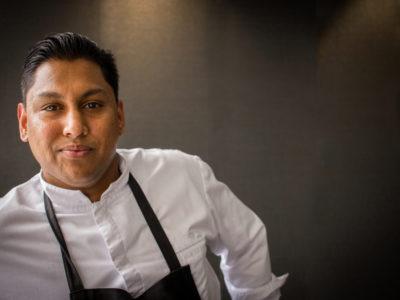 Chef Kevin Ramasawmy