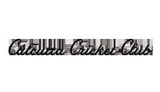 Calcutta Cricket Club Logo