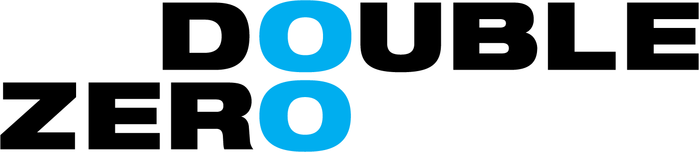double zero logo
