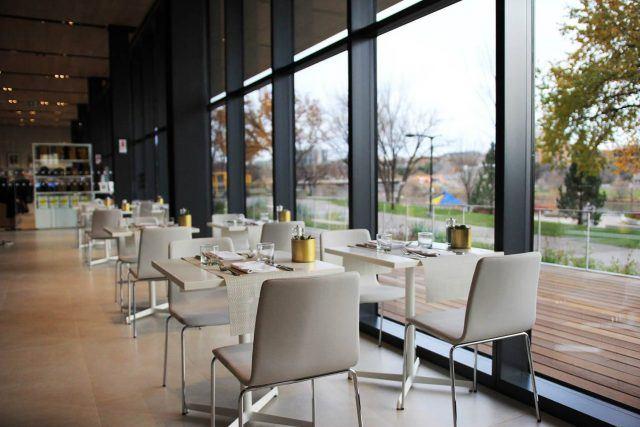 Shift Restaurant interior