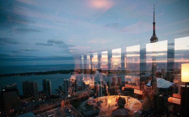 View from Canoe Restaurant & Bar