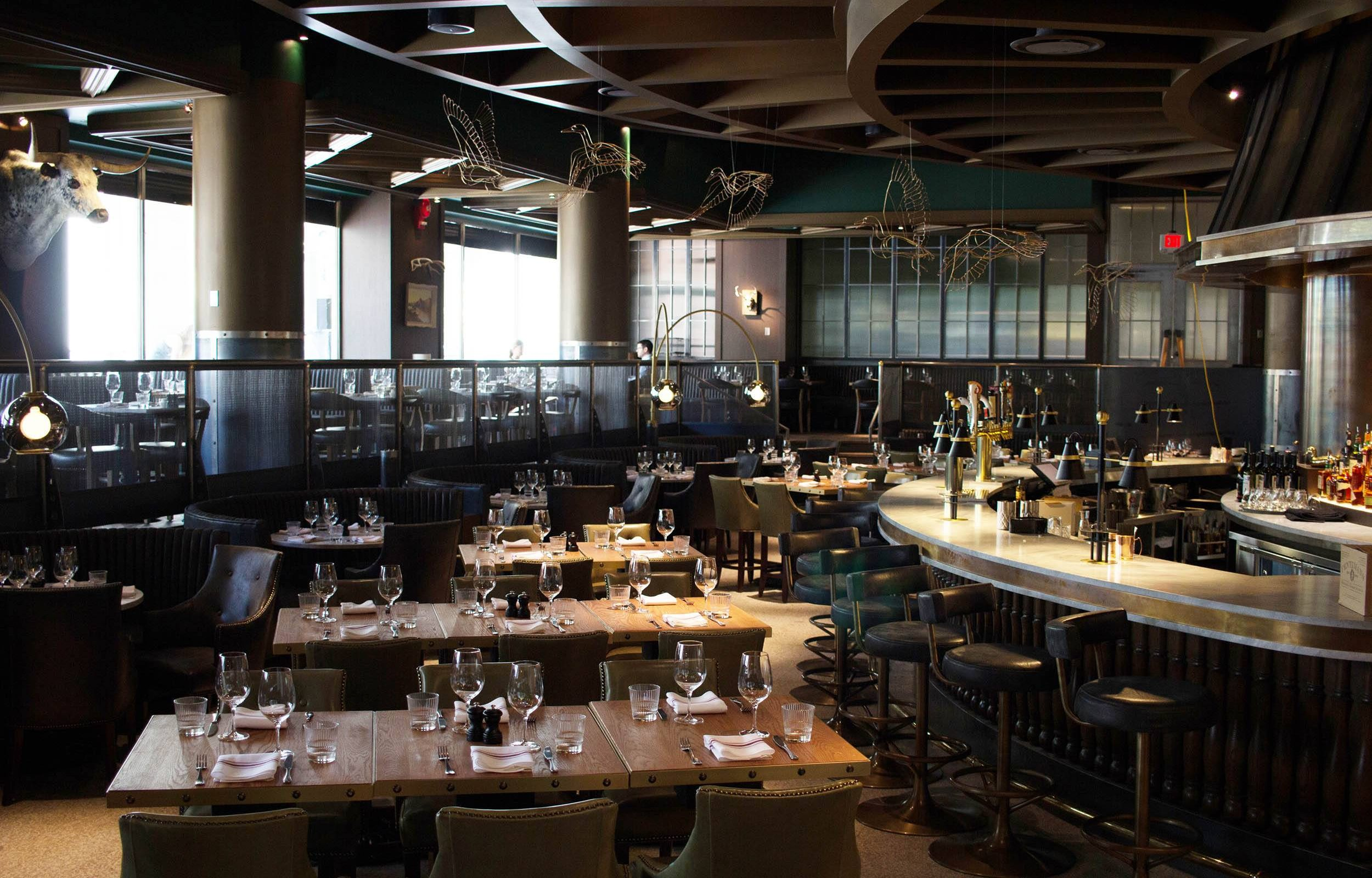 The Guild Restaurant Calgary - private dining