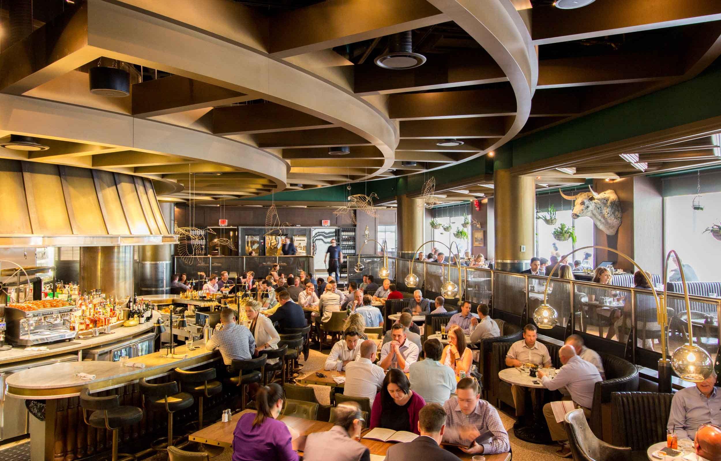 The Guild Restaurant Calgary