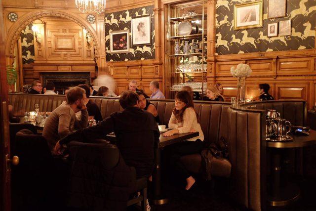 Bar George Dining Room