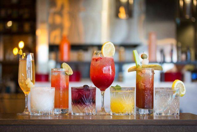 Beaumont Kitchen Summer Cocktails