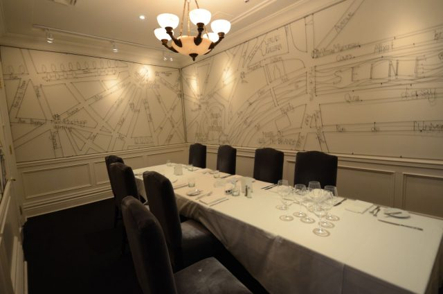 Private Dining at Biff's Bistro