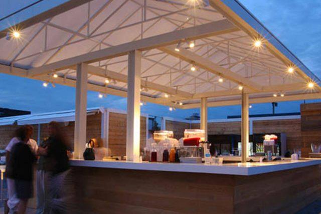 Cabana Pool Bar - image of bar