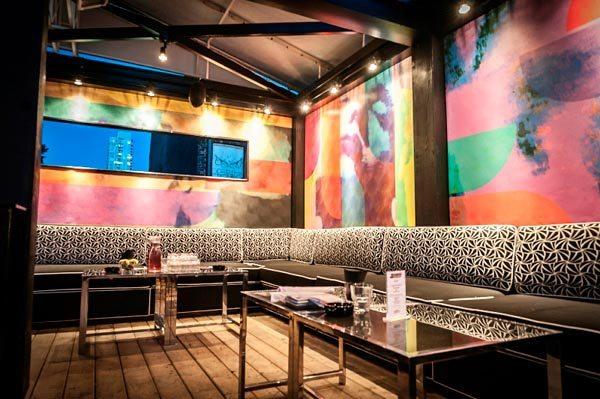 Inside Cube Nightclub Toronto