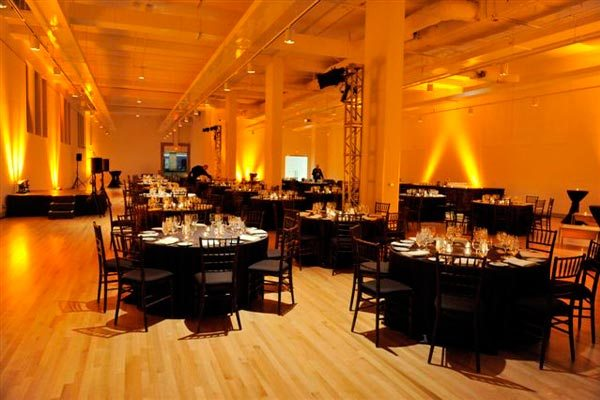 ROM Event Venue Toronto - seated dinner reception