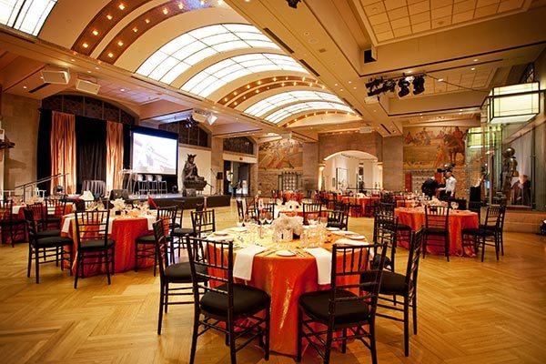 ROM Event Venue Toronto - dining event