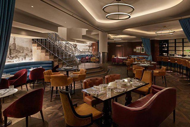 Bar Lala - downstairs at Leña Restaurante
