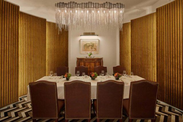 Artichoke Semi-Private Room at Leña