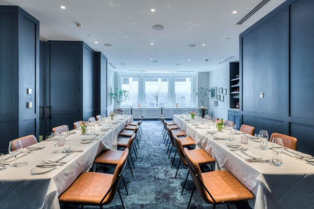 Private Dining Room at Leña Restaurante