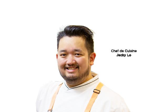 Chef Jacky Lo