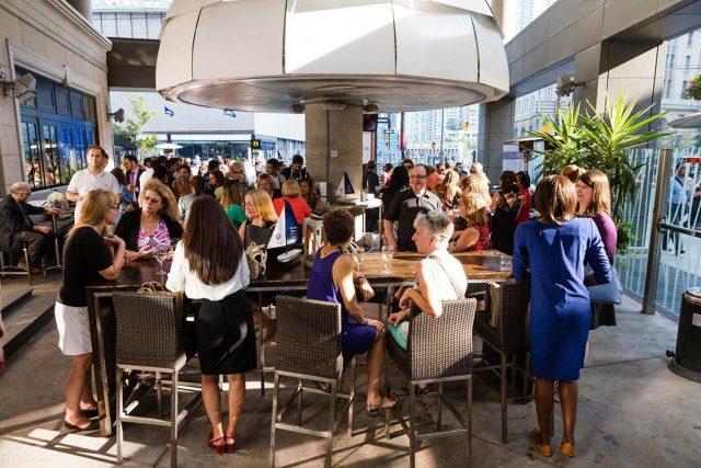 O&B Café Grill, Yonge & Front Event Venue