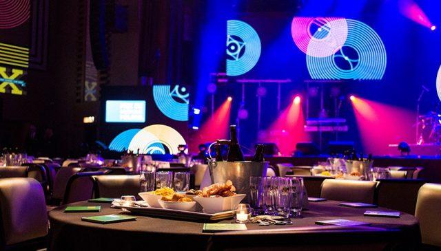 Music awards gala at The Carlu