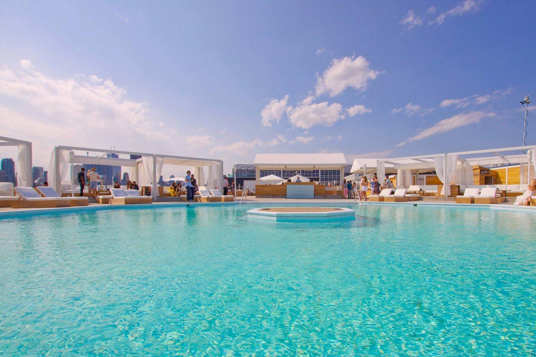 Cabana Pool Bar Event Venue