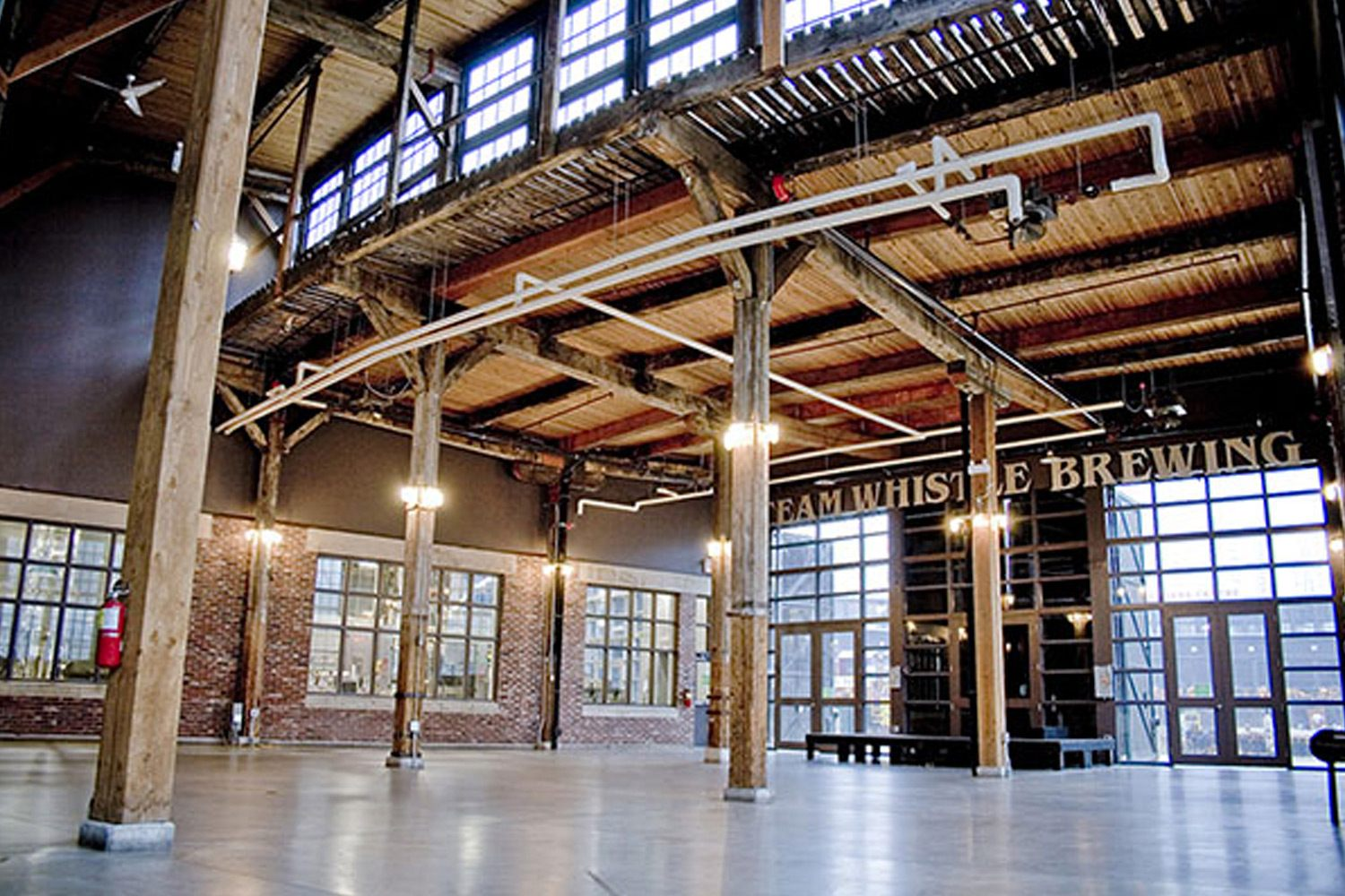 Steam Whistle Event Venue