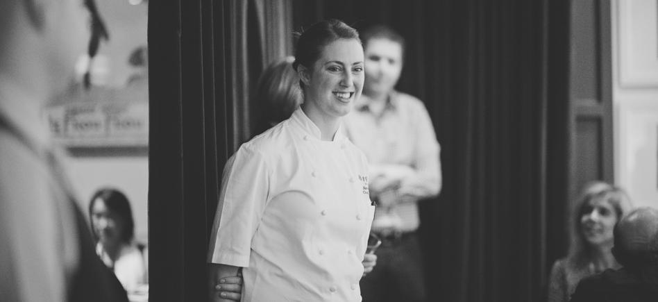 Chef Amanda Ray