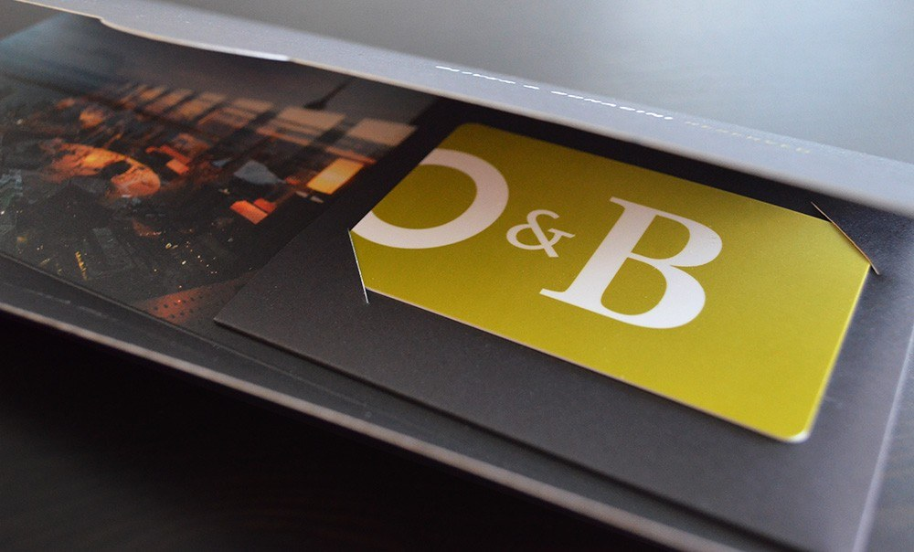 O&B Gift Cards