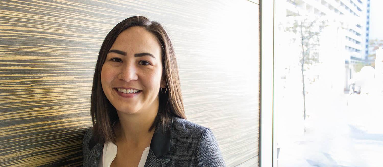 Sarah Lawson, HR