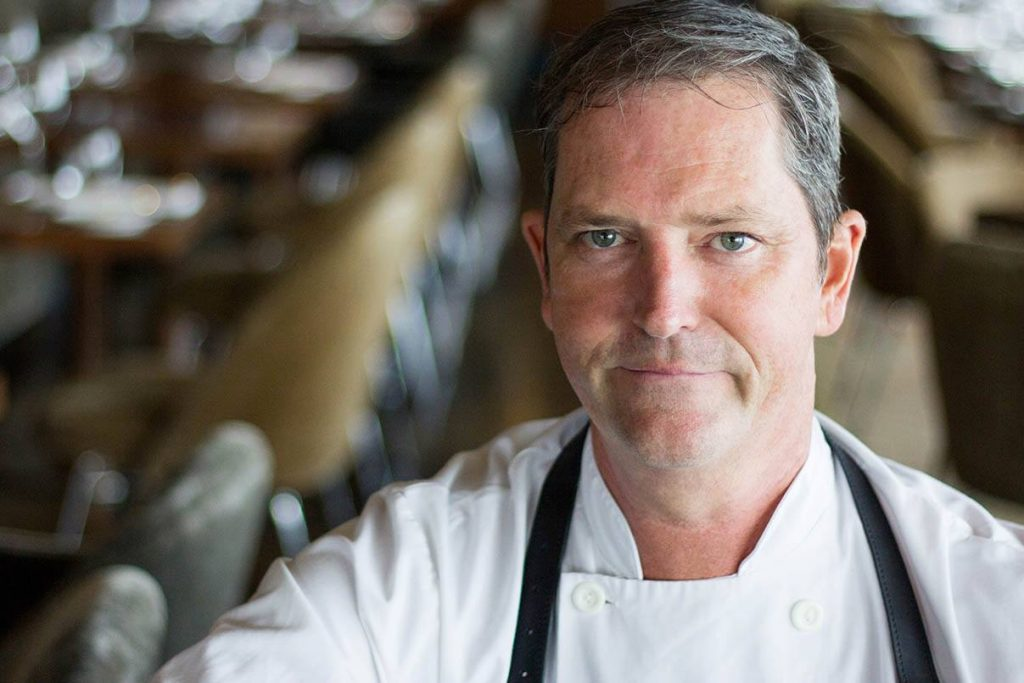 Anthony Walsh, Corporate Executive Chef