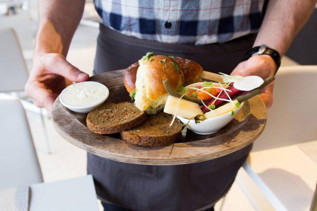 Shift Restaurant Buns & Brown Bread