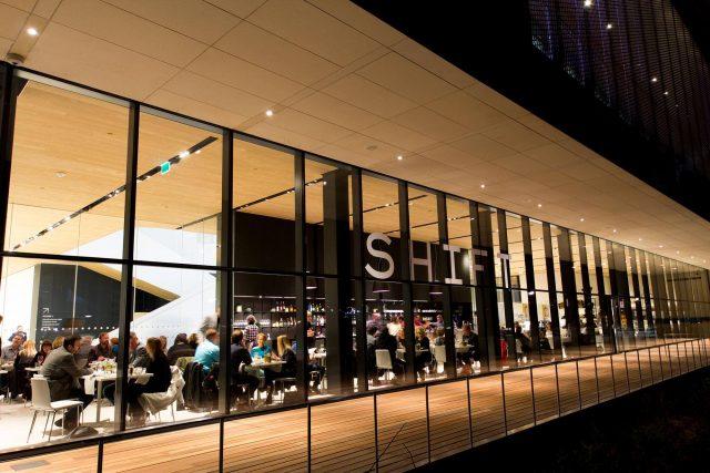 Shift Restaurant at Remai Modern
