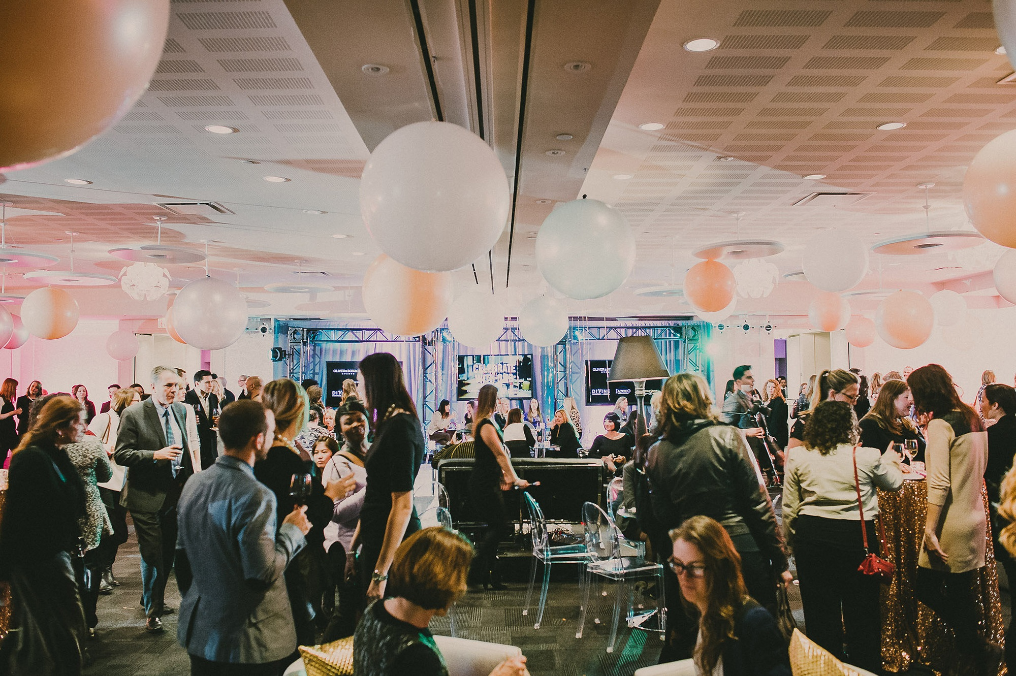 Book Your Holiday Party at Toronto Region Board of Trade