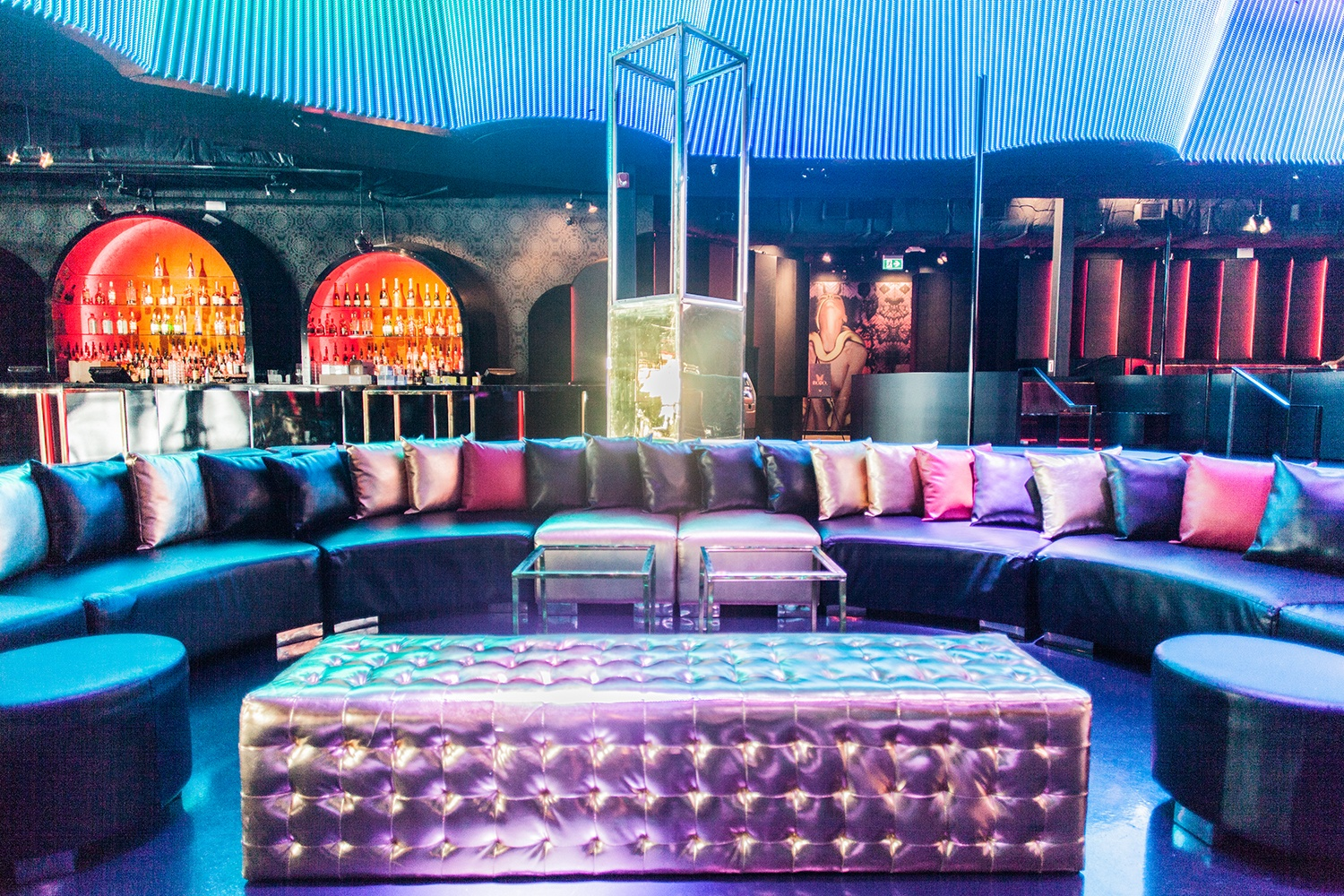 REBEL Toronto Event Venue - couch seating