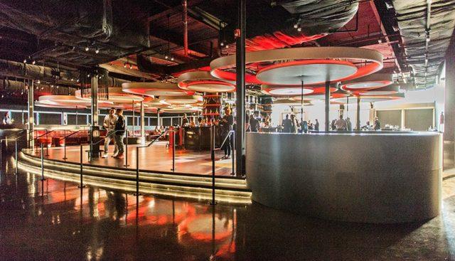 REBEL Toronto Event Venue - image of bar
