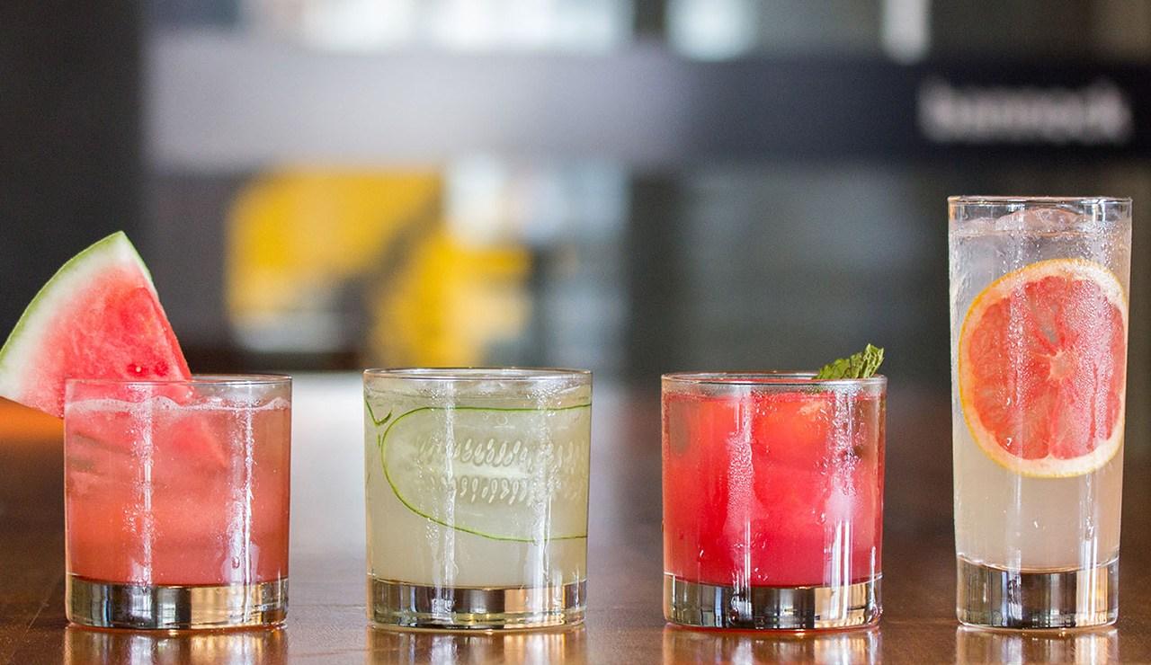 Bannock Summerlicious Cocktails