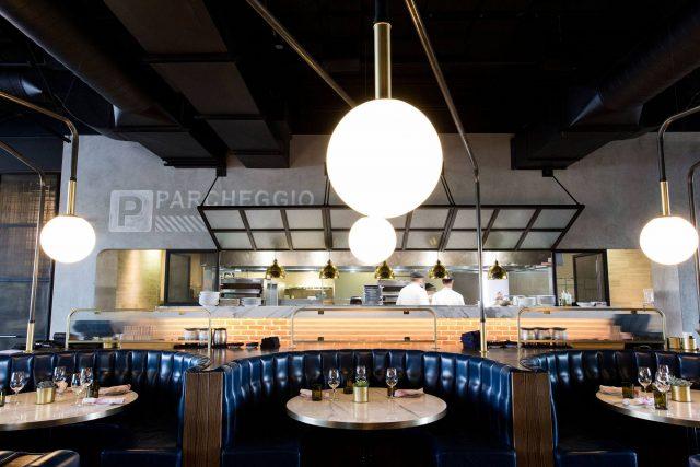 Parcheggio Dining Room