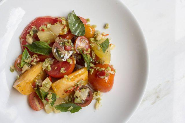 Parcheggio Tomato Salad