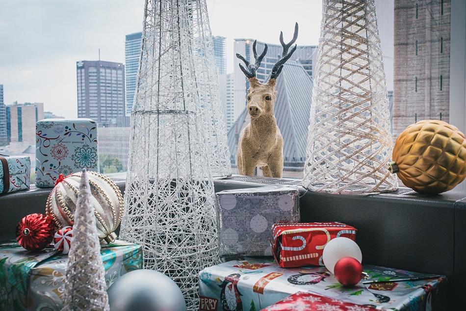 Arcadian Loft Christmas in July