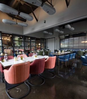 Events & Private Dining at Parcheggio
