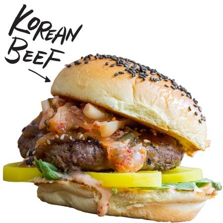 Burger Fest Toronto - Korean Beef Burger