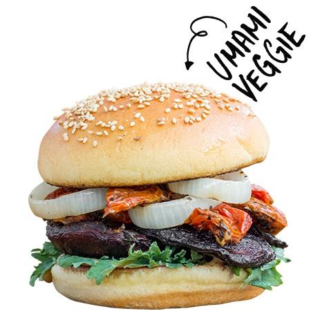 Burger Fest Toronto - Umami Veggie Burger