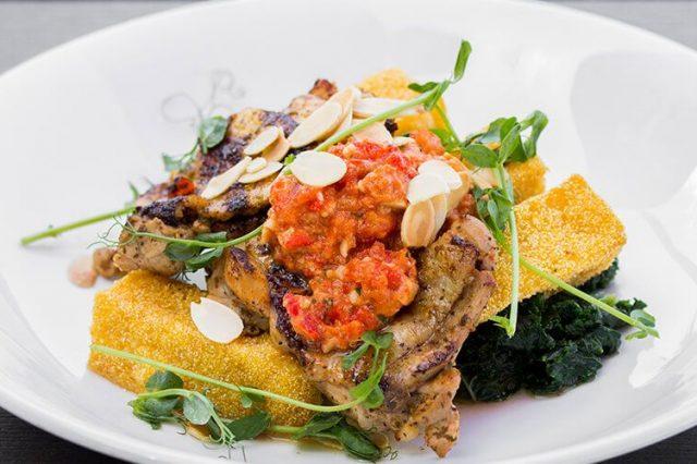 Fallicious Piri Piri Chicken at O&B Café Grill