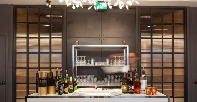 Cocktail Bar at Village Loft Event Venue