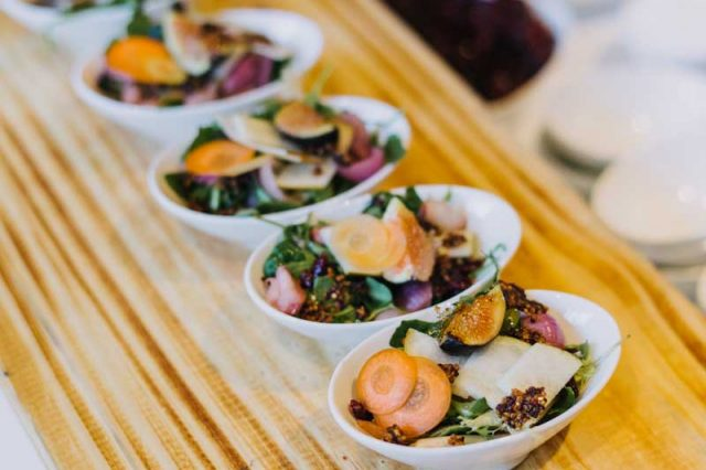 Catering Services — Salads