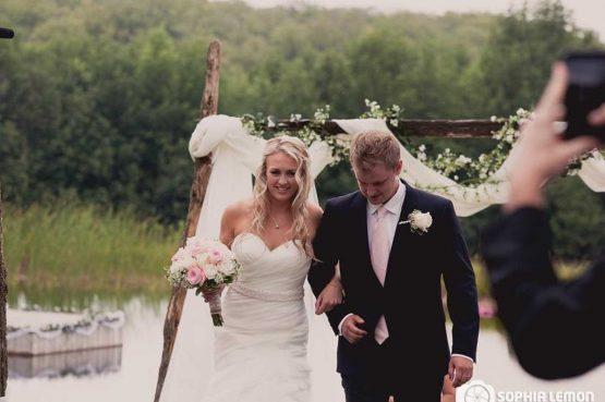 Weddings at Westin Trillium House in Blue Mountain