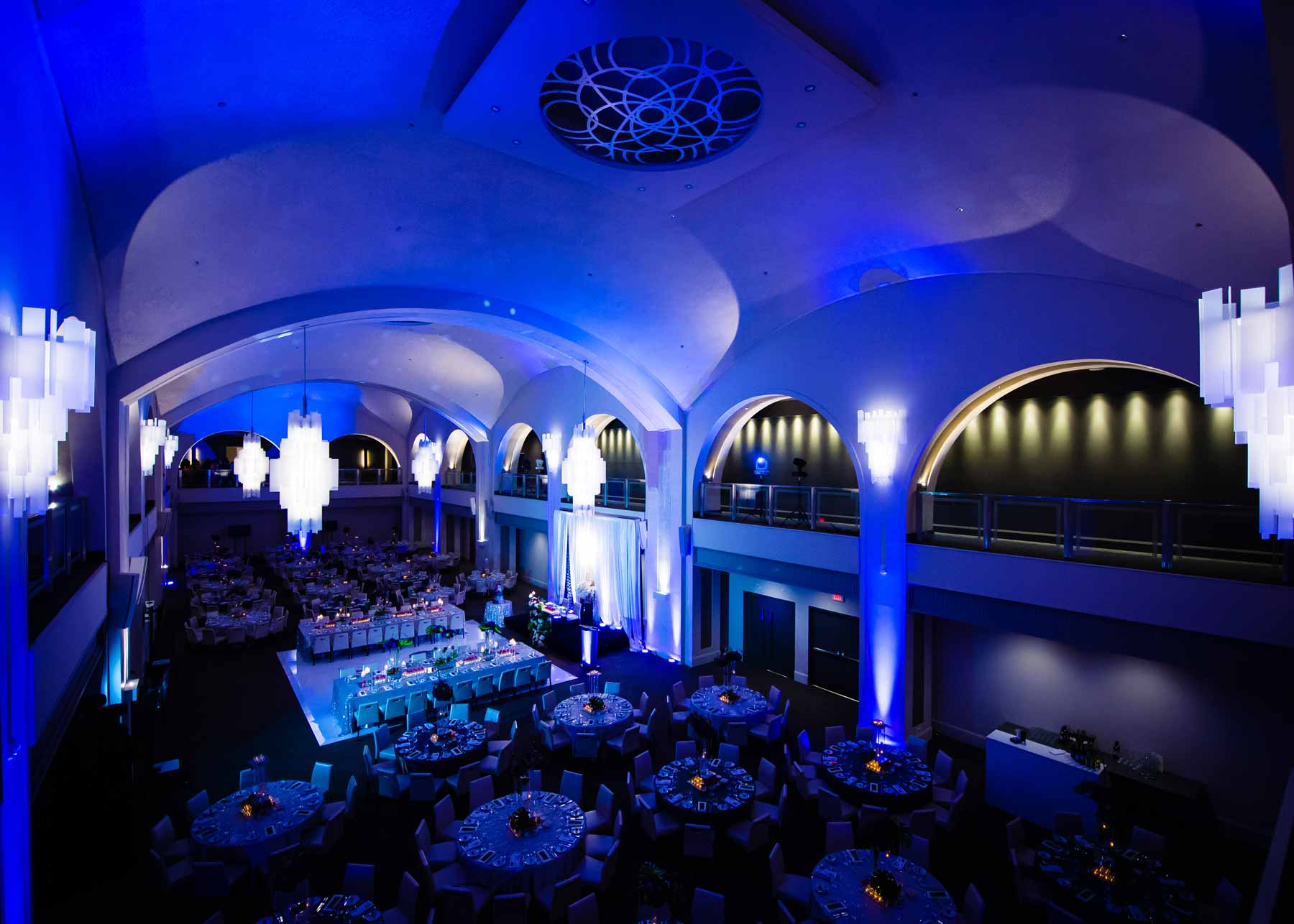 Arcadian Court set for a corporate event in Toronto