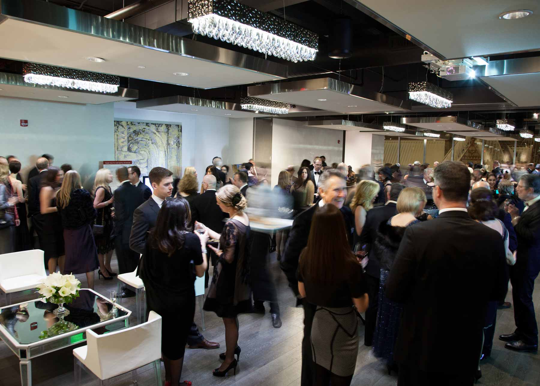 Corporate event held in Arcadian Loft in Toronto