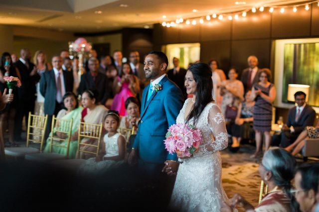 Large-scale weddings at Westin Trillium House in Blue Mountain